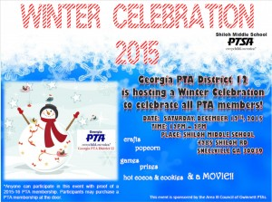 District 12 Winter Celebration